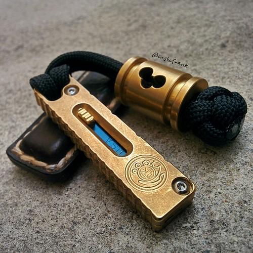 Tactical Keychains TUKK | by edcbyfrank