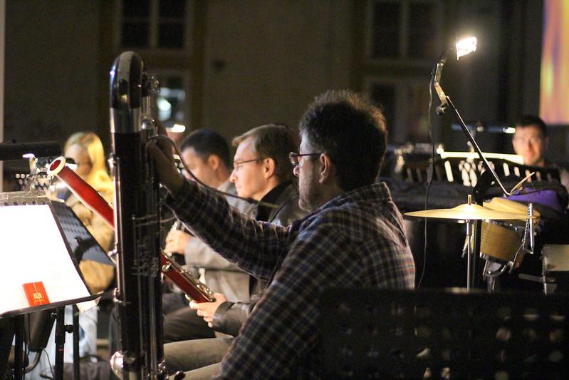 Brno Contemporary Orchestra v MORGALu