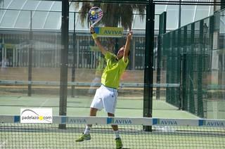 carlos muñoz padel 2 masculina torneo all 4 padel colegio los olivos mayo 2013 | by Padelazo.com