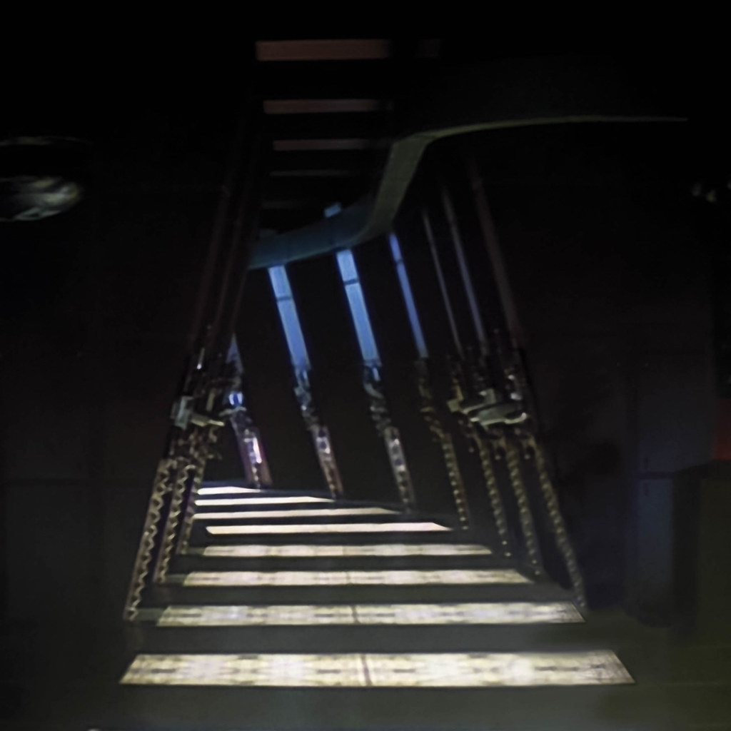 Cloud City Gantry Hallway Location Of The First Luke Vs