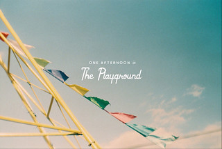 One Afternoon in the Playground | by Morrie & Oslo