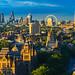 London Skyline by James Neeley