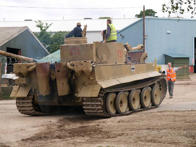 Tiger Tank (2)