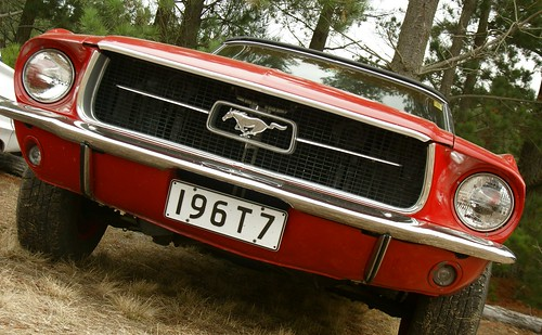 1967 Ford Mustang (1).