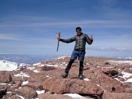 Dorky Summit Shot!   by longrangerjustin