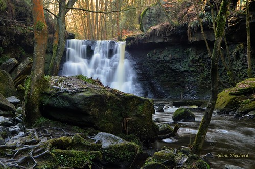 nature water yorkshire falls goitstock waterfallyorkshire