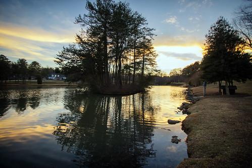 sunset canon landscape photography sunday northcarolina february inmybackyard gastonia heatherlock dorameulman