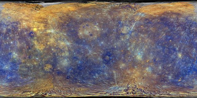 Enhanced Color Mercury Map