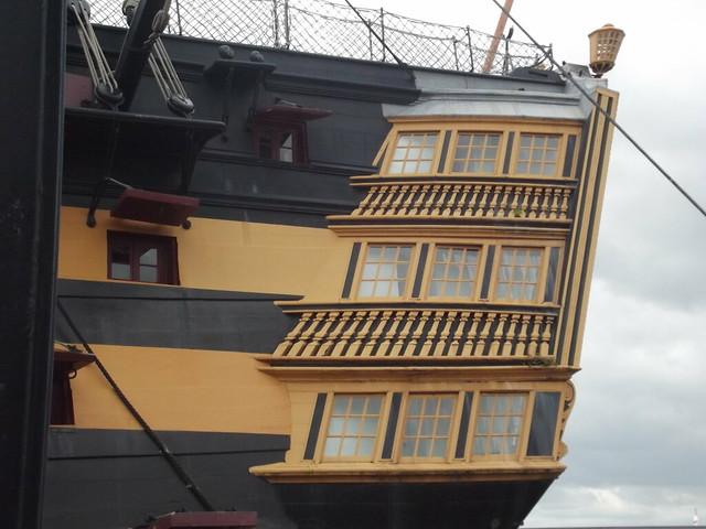 HMS Victory - Portsmouth Historic Dockyard - Galleries