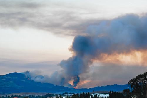 california park summer color sunrise fire haze nikon sanramon smoke september burning burn eastbay forestfire blaze d200 mtdiablo northern slope 2013 morganhillfire mtdiablofire