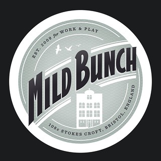 Friday fun lettering and illustration for Mild Bunch | by jontangerine