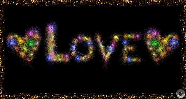 Love, Heart & the Glitter!