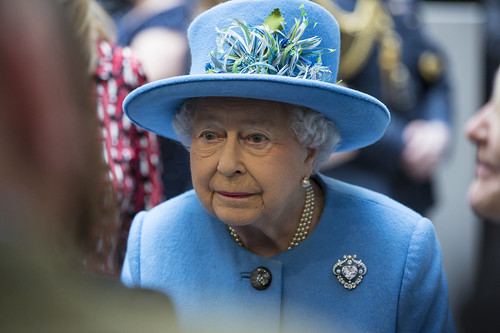 Her Majesty The Queen visit to 2 Marsham Street | by UK Home Office