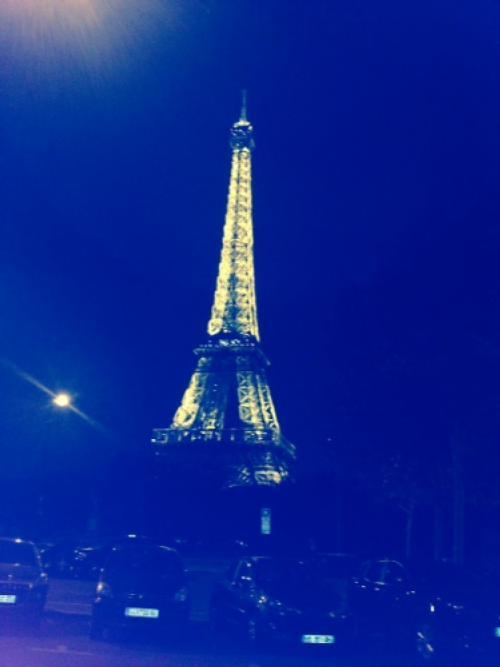 Midterms, Paris, Random Thoughts