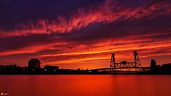 Portland - Sundown - USA