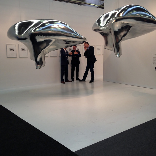 The Armory Show - Ovalle