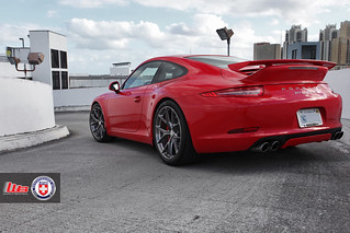 Porsche 991 S on HRE P101 | by wheels_boutique
