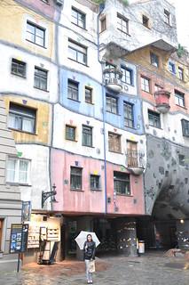 Hundertwasser in Vienna | by lellobot