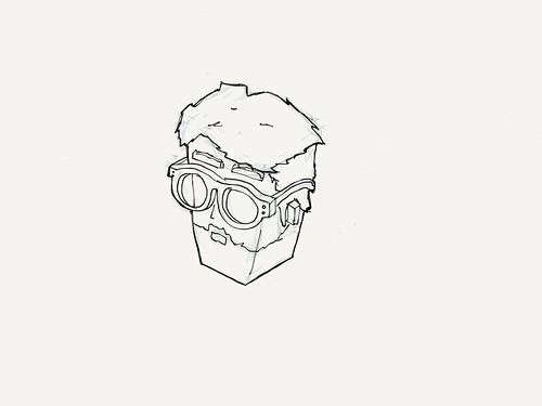 Box Portrait | by Tom Cardo-Moreno