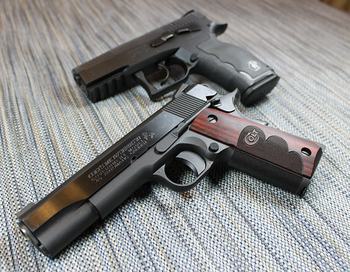 Wiley Clapp Colt Government and Sphinx SDP Compact | by nscottbadger