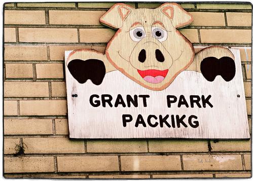 Grant Park Packikg