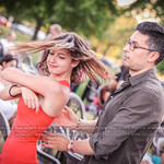 Dacing in Montreal, salsa, bachata, and more outside to play!