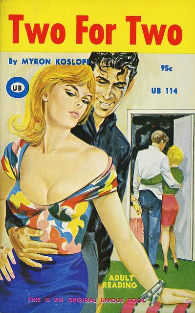 Unique Books 114 - Myron Kosloff - Two for Two