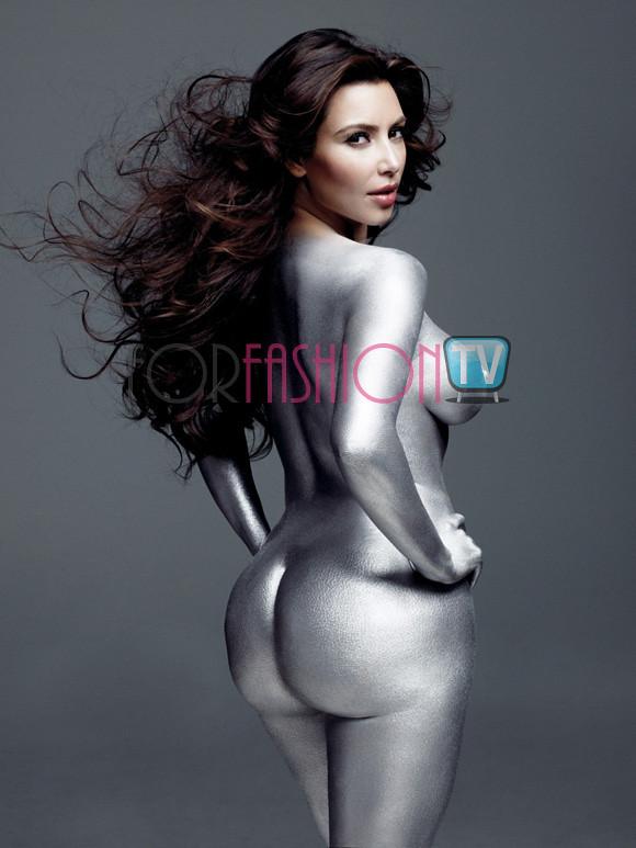 Kim kardashian nakt