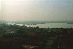 Bamako Mali April 1995 168 River Niger