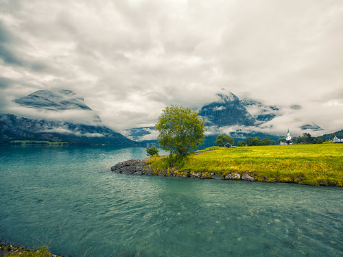 Norway: fjords, lakes and clouds #05 [EXPLORED] | by Samuele Silva