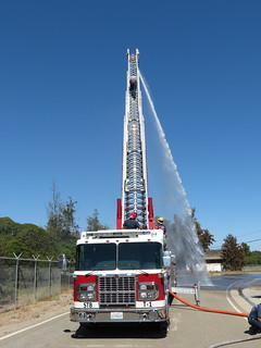 Truck 1 water tower