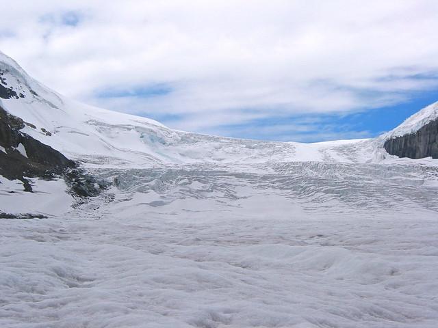 Antabasca Glacier