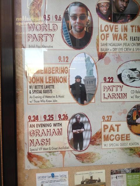 水, 2013-09-25 18:25 - Graham Nash at City Winery