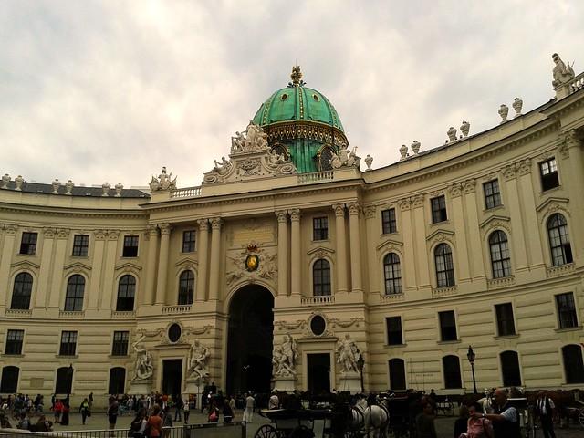 Wiener Hofburg, Michaelertrakt