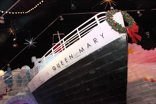 Ice Queen Mary | by Sam Howzit