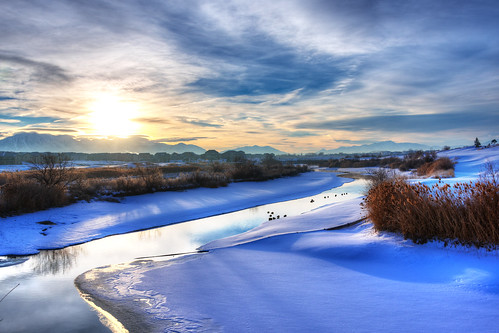 sunrise river hole jordan 13th 13thhole thanksgivingpointgolfcourse