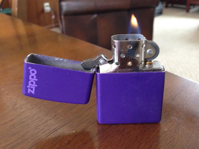 Rendering purple - iPhone