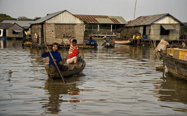 Cambodia:   Khmer Children - Photo #1