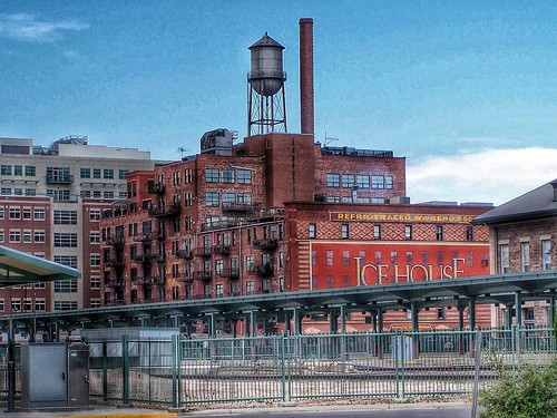 Denver Colorado ~ Ice House Lofts as they Looked in 2005 ...