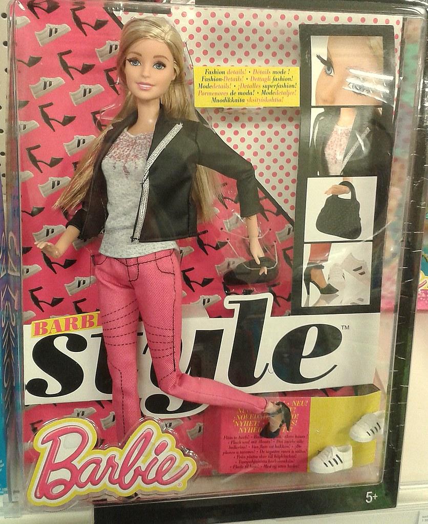 Mu/ñeca Fashion Mattel Barbie DHD85 Moda