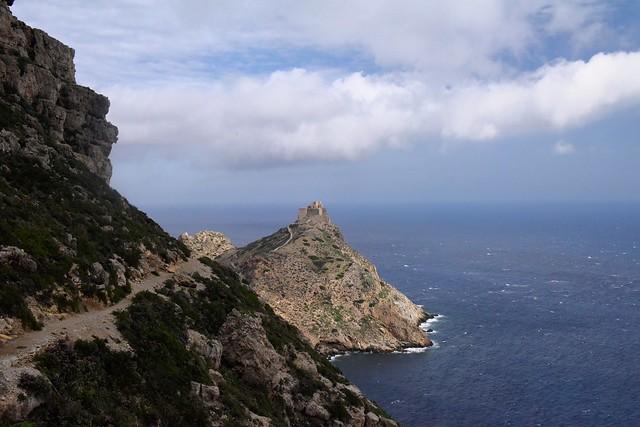 Punta Troia, Marettimo, Egadi Islands, Sicily, October 2015 508