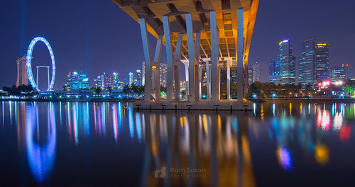 Benjamin Sheares Bridge | by Ram Suson Photography