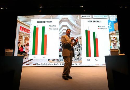 The Attentional Mind - Eldar Shafir | by World Economic Forum