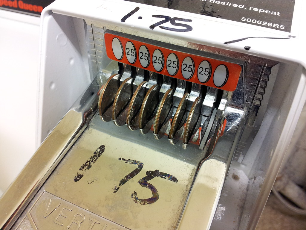 Coin Slots For Washing Machines
