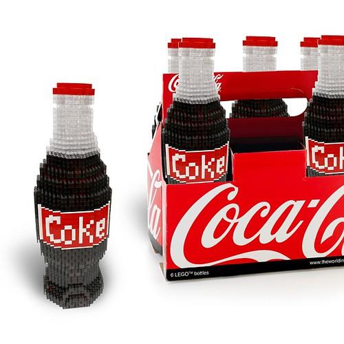 LEGO Coca Cola Six Pack