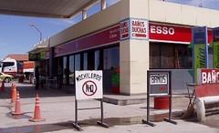ESSO Servicentro El Bebe - Estación de servicio