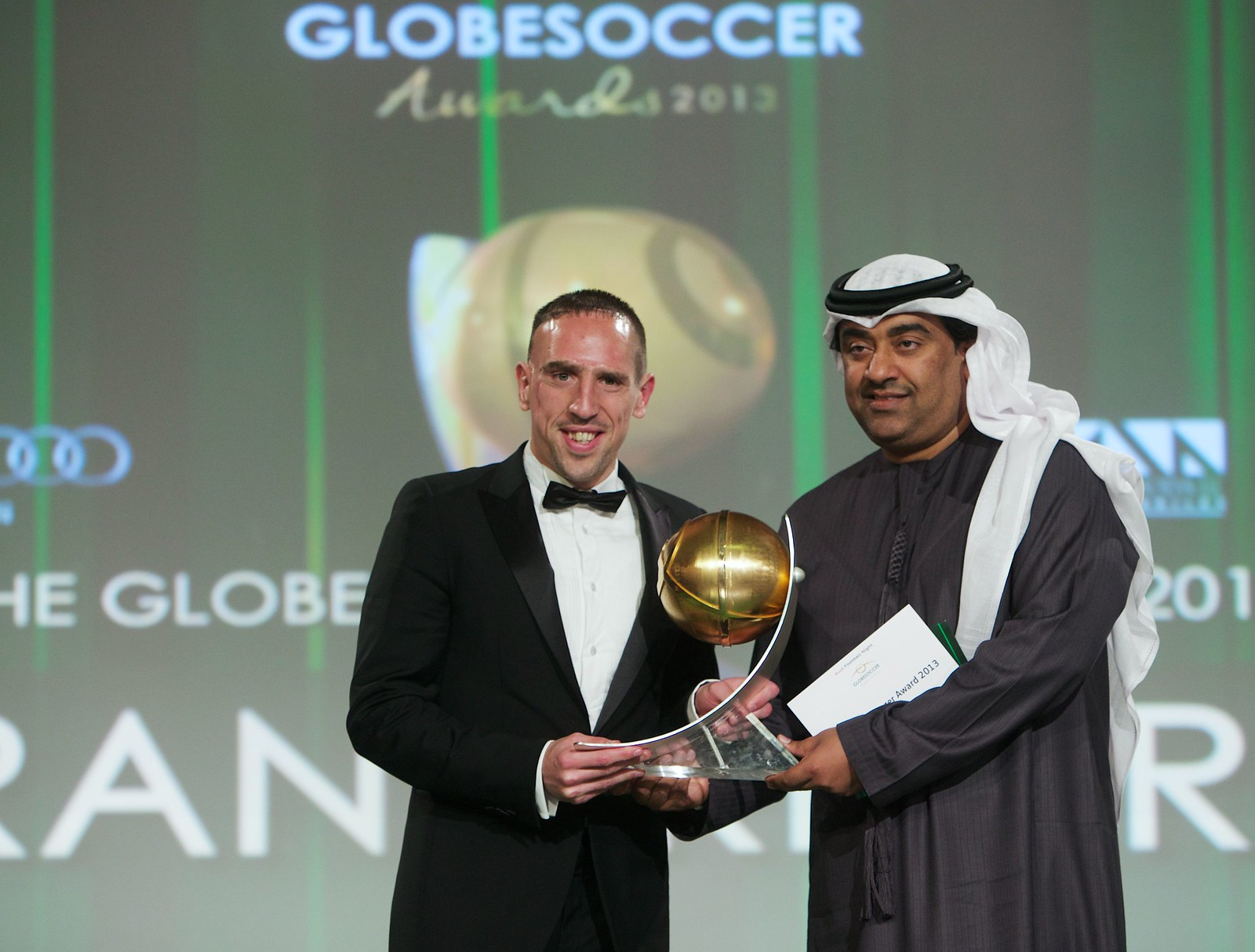 Globe Soccer Awards 295