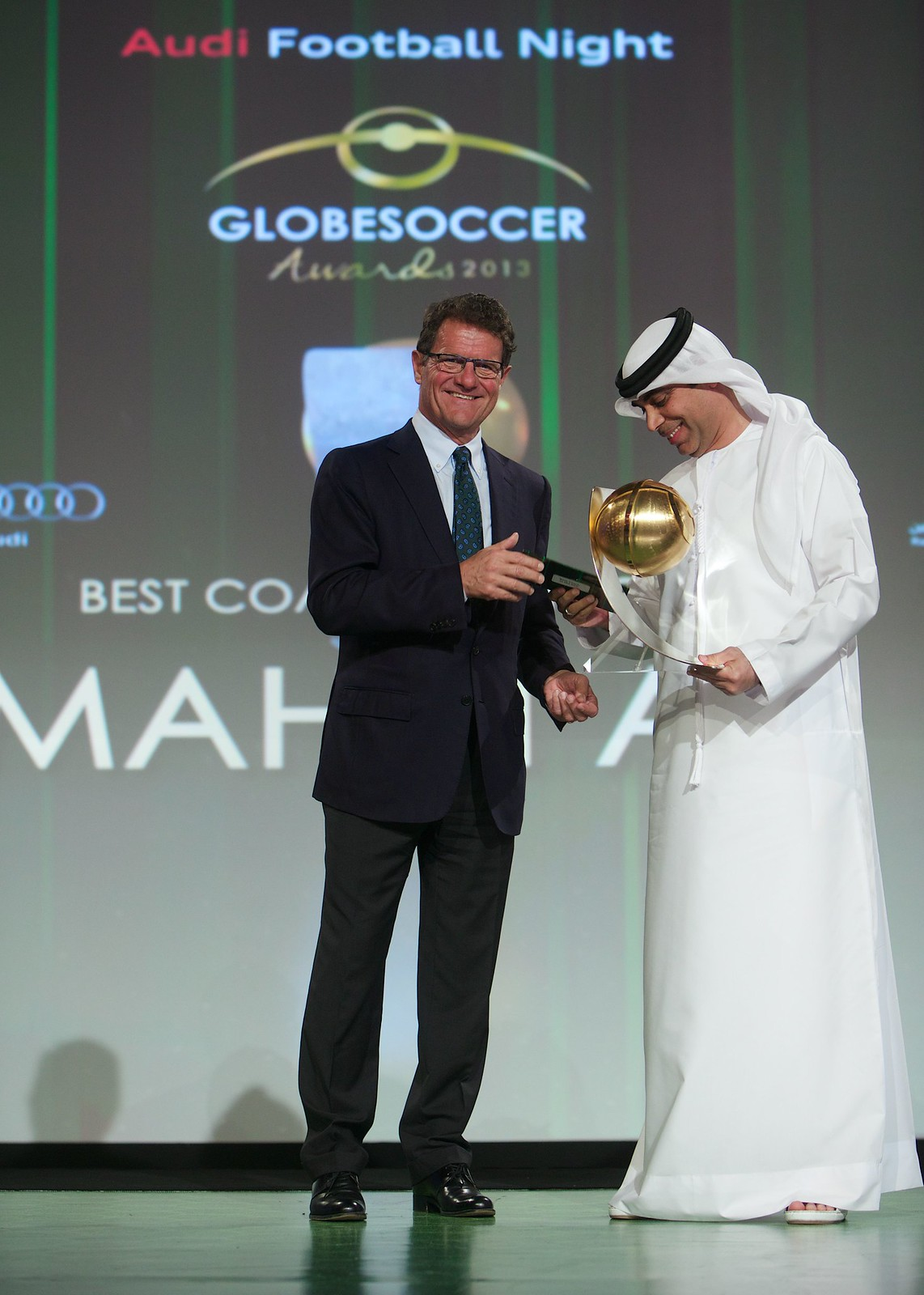 Globe Soccer Awards 176