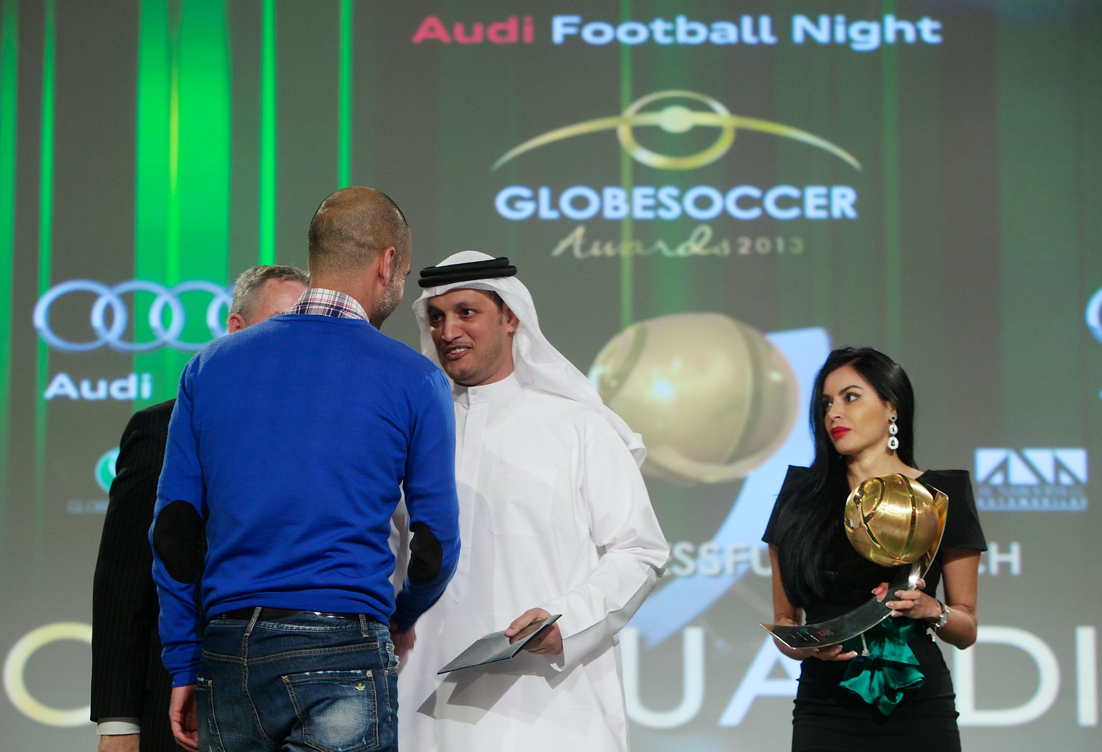 Globe Soccer Awards 273