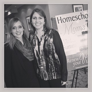 @marathon_mom and @sacredmommyhood #hsmwsummit | by SprittiBee